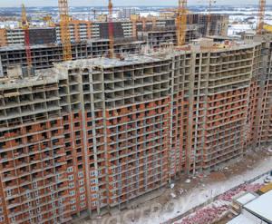 ЖК «Краски лета»: ход строительства корпуса №14