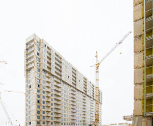 ЖК «Шуваловский»: ход строительства дома №18
