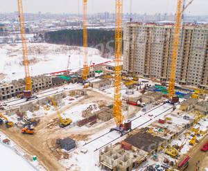 ЖК «Шуваловский»: ход строительства дома №23