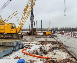 ЖК «Новое Колпино»: ход строительства корпуса №50