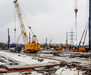 ЖК «Новое Колпино»: ход строительства корпуса №53