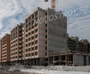ЖК «Ломоносовъ» (Петродворцовый): ход строительства корпуса №1,2,3