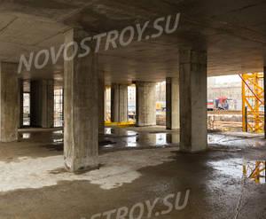 ЖК «ARTквартал. Аквилон»: ход строительства (март 2019)