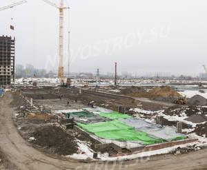 ЖК ЦДС «Московский»: ход строительства корпуса №3