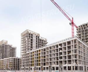 ЖК «Golden City»: ход строительства 6 квартала