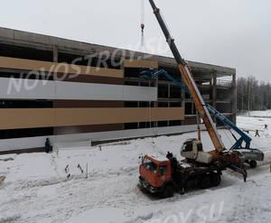 МЖК «Чистый ручей»: ход строительства корпуса №4