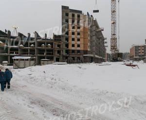 МЖК «Чистый ручей»: ход строительства корпуса №5