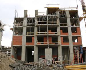 ЖК «Жемчужный каскад»: ход строительства дома №1