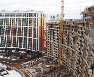ЖК «Ultra City»: ход строительства