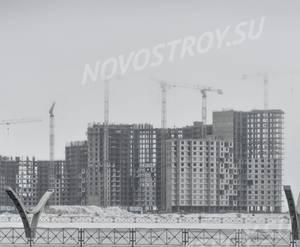 ЖК «Светлый мир «Тихая гавань»: ход строительства