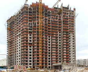 ЖК «Династия»: ход строительства 2 очереди