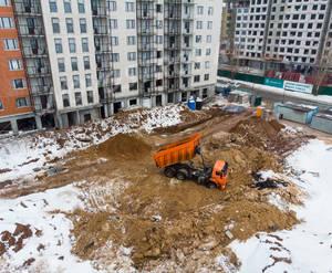 ЖК «Позитив»: ход строительства