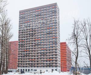 ЖК «Одинцово-1»: ход строительства корпуса №1.7