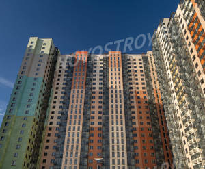ЖК «Мир Митино»: ход строительства корпуса №10