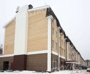 МЖК «Театральный парк»: ход строительства корпуса №31