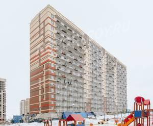 ЖК «Пригород.Лесное»: ход строительства корпуса №9
