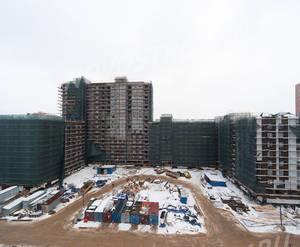ЖК «Гринада»: ход строительства 2 очереди