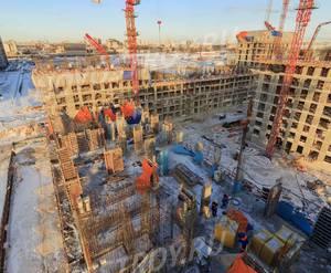 ЖК «Город на Реке Тушино-2018»: ход строительства 3 квартала