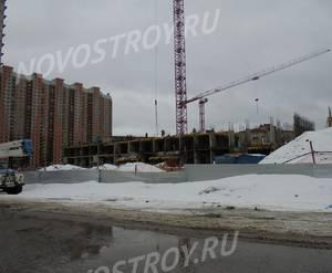 ЖК UP-квартал «Сколковский»: ход строительства