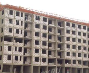 ЖК «Красногорский»: ход строительства корпуса №17