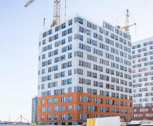 ЖК «Жемчужина Зеленограда»: ход строительства корпуса №4