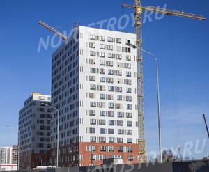ЖК «Жемчужина Зеленограда»: ход строительства корпуса №5