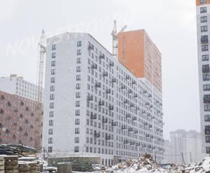 ЖК «Мещерский Лес»: ход строительства корпуса №5.2