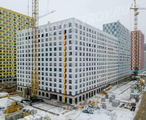 ЖК «Ярославский»: ход строительства корпуса №41