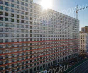 ЖК «Восточное Бутово»: ход строительства корпуса №7.1