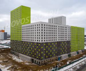ЖК «Бутово парк 2»: ход строительства корпуса №23-25