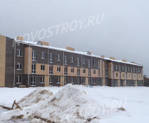 МЖК «Борисоглебское»: ход строительства корпуса №162