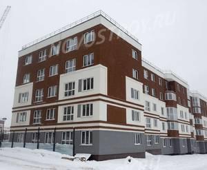 МЖК «Малина»: ход строительства корпуса №5.5