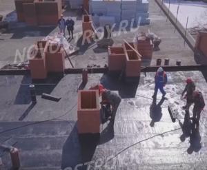 ЖК «Дом у озера»: ход строительства