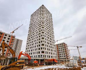 ЖК «Кварталы 21/19»: ход строительства корпуса №12