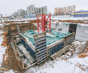 ЖК «Большое Путилково»: ход строительства корпуса №1