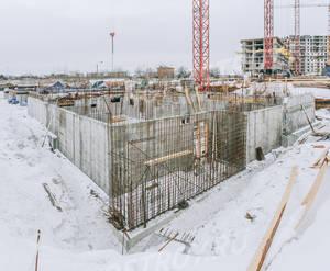 ЖК «Большое Путилково»: ход строительства корпуса №2