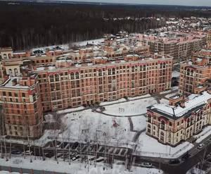 ЖК «Опалиха О3»: скриншот с видеообзора