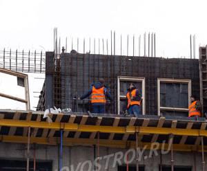 ЖК «Бригантина»: ход строительства корпуса №14.1