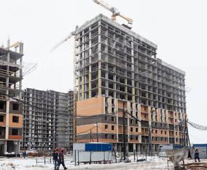 ЖК «Остафьево»: ход строительства корпуса №3