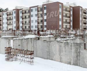 МЖК «Пушкарь»: ход строительства корпуса №1
