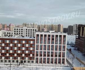 ЖК «Первый квартал»: скриншот с видеообзора