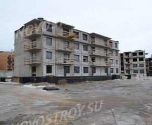 МЖК 7 park: ход строительства, февраль 2019