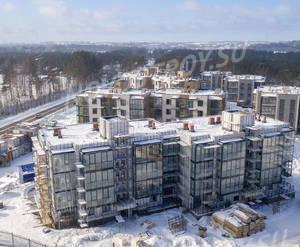 МЖК «Горки Парк»: ход строительства