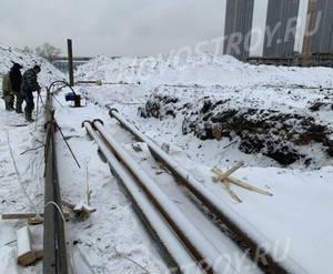 ЖК «Шереметьевский»: ход строительства корпуса №7