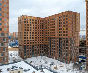 ЖК «Аннино Парк»: ход строительства строения №4