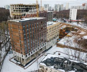 ЖК «Академика Павлова»: ход строительства корпуса №32