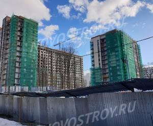 ЖК «Зеленоград Сити»: ход строительства корпуса №331