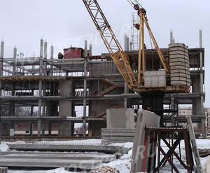 МЖК «Новое Бисерово 2»: ход строительства дома №11