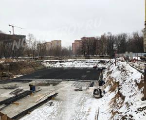 ЖК «Люберцы парк»: ход строительства корпуса №4