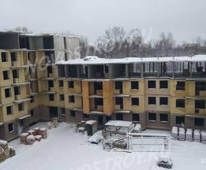 ЖК «Некрасовский» (Звенигород): ход строительства